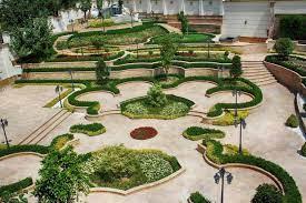 باغ گل اندیشه سیتروس